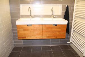 Design badkamermeubel met laden